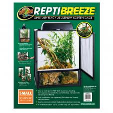 Zoo Med ReptiBreeze Screen Enclosure (Aluminium screen enclosure)