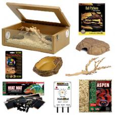 Exotic Pets Royal Python Kit