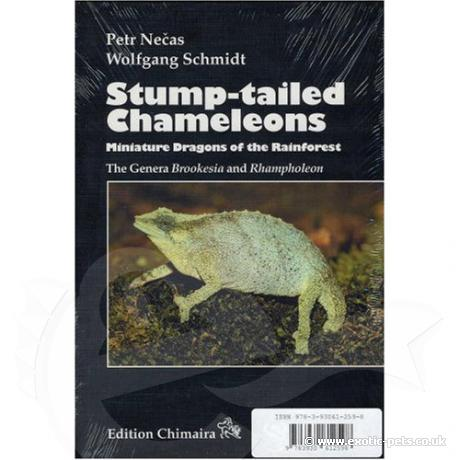 Chimaira Stump-tailed Chameleons Book