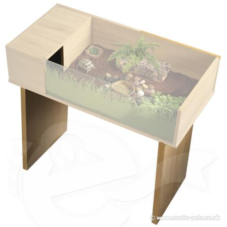 Vivexotic viva tortoise table tortoise vivarium for Tortoise table org uk site plants