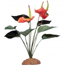 Komodo Anthurium Bush (Artificial rainforest ground plant)