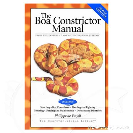 Boa Constrictor Manual, The