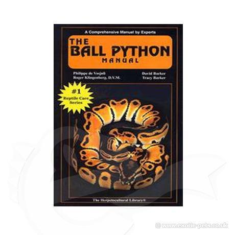 AVS The Ball Python Manual