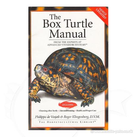 AVS - The Box Turtle Manual