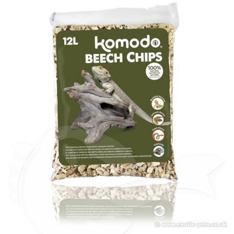 Komodo Beech Chips