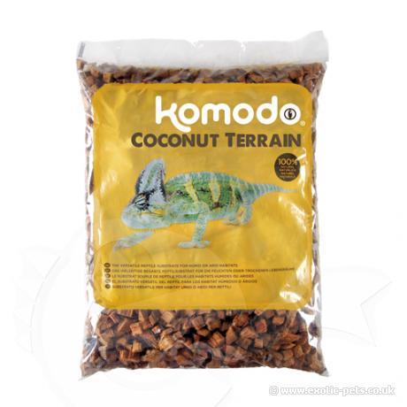Komodo Coconut Terrain