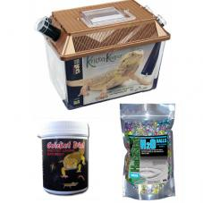 Exotic Pets Live Food Care Kit (Insect care)