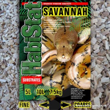 HabiStat Savannah Substrate