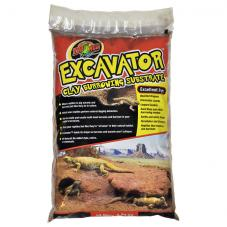 Zoo Med Excavator Clay Burrowing Substrate (Clay substrate)