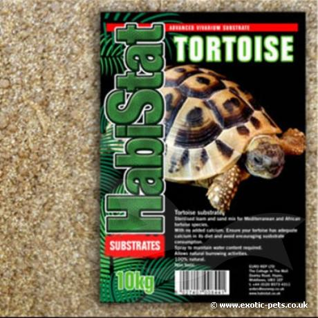 HabiStat Tortoise Substrate
