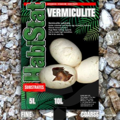 HabiStat Vermiculite Substrate