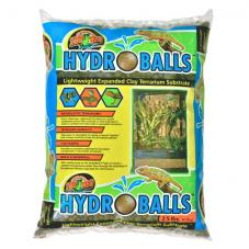Zoo Med Hydroballs Expanded Clay Substrate (Clay balls)