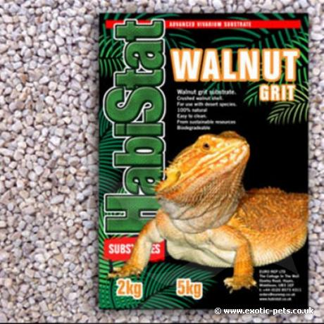 HabiStat Walnut Grit Substrate
