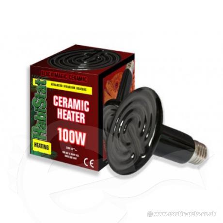 HabiStat Black Magic Ceramic Heater