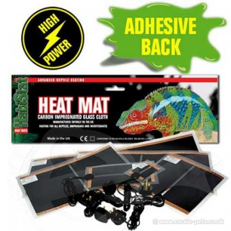 HabiStat Hi Power Heat Mat Adhesive