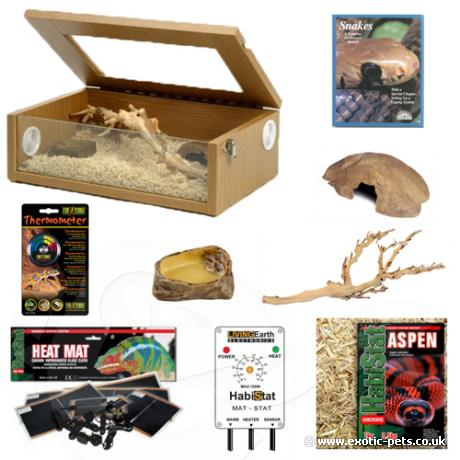 Exotic Pets Hatchling Kit