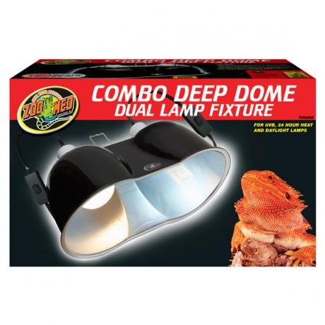 Zoo Med Deep Dome Combo 2-Pack