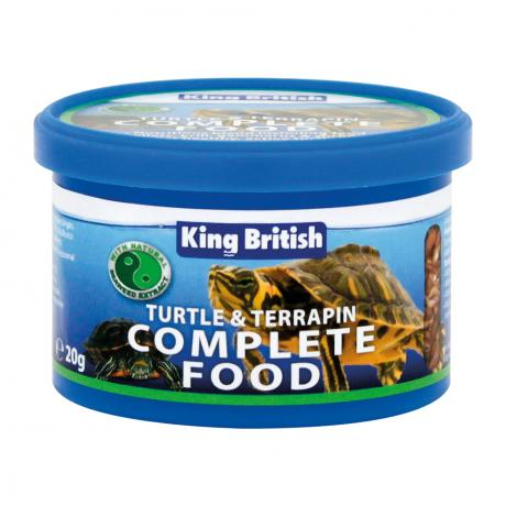 King British Turtle and Terrapin Complete Food