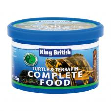 King British Turtle and Terrapin Complete Food (Complete turtle food)