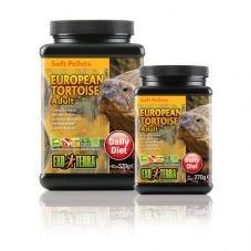 Exo Terra European Tortoise Soft Pellets (Tortoise complete soft pellets)