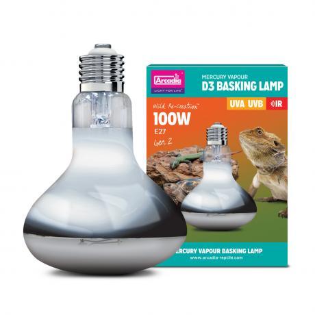 Arcadia D3 UV Basking Lamp
