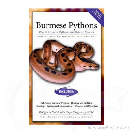 Burmese Pythons - AVS