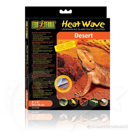 Exo Terra Desert Heatwave Mat