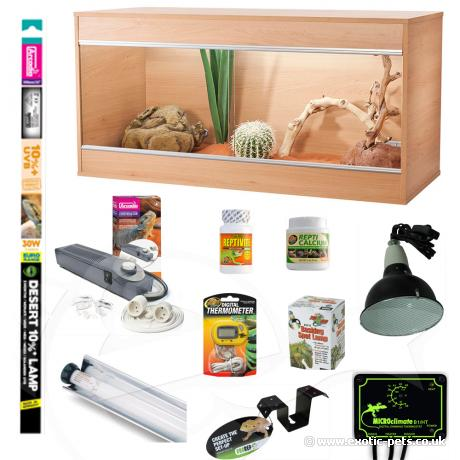 Starter Kits For Sale Buy Starter Kits Online At Exotic Pets Uk