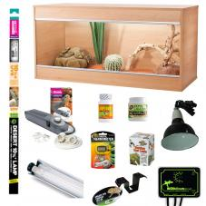 Exotic Pets Bearded Dragon Kit (Bearded Dragon complete kit)