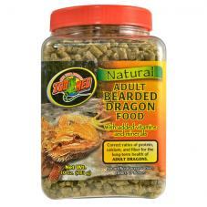 Zoo Med Adult Bearded Dragon Food (Natural dried diet)