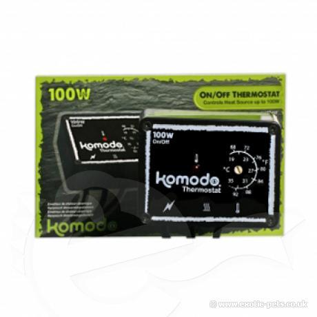 Komodo Habitat Thermostat