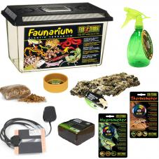 Exotic Pets Tarantula and Scorpion Starter Kit (Complete Setup)