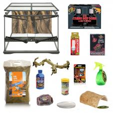 Exotic Pets Hermit Crab Starter Kit