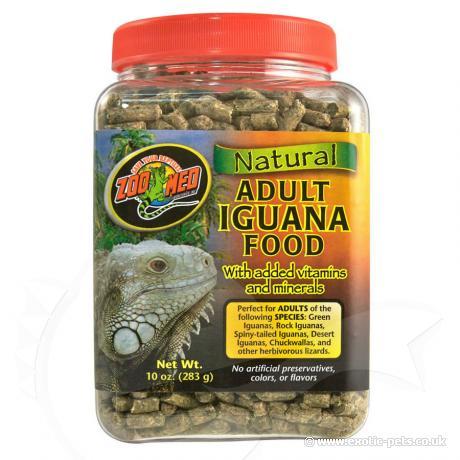Zoo Med Iguana Food