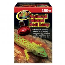 Zoo Med Nocturnal Infra Red Bulb (24hr infra red heat)