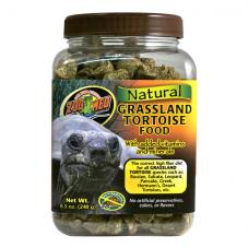Zoo Med Grassland Tortoise Food (Natural dried diet)