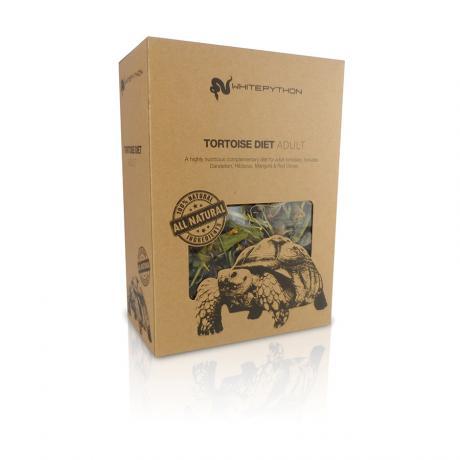 White Python Tortoise Diet