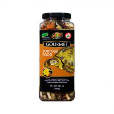 Zoo Med Gourmet Tortoise Food (Natural dried diet)