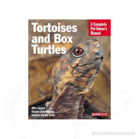 Barrons POM - Tortoises and Box Turtles