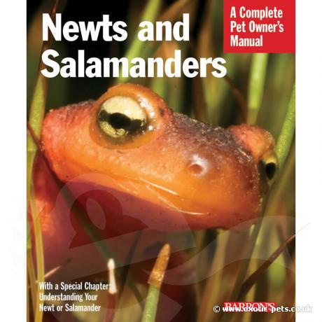 Barrons POM - Newts and Salamanders