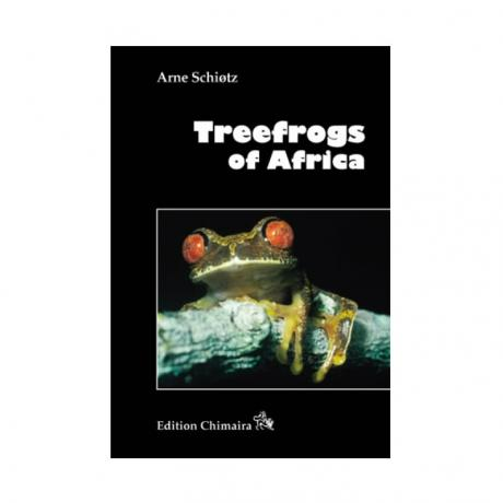 Chimaira - Treefrogs of Africa