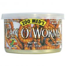 Zoo Med Can O' Worms (Mealworms in a can)