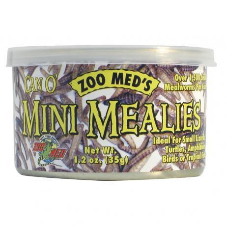 Zoo Med Can O' Mini Mealies