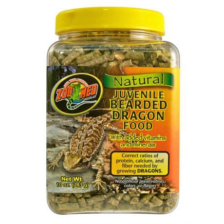 Zoo Med Juvenile Bearded Dragon Food
