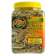 Zoo Med Juvenile Bearded Dragon Food (Natural dried diet)