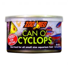 Zoo Med Can O' Cyclops (Cyclops in a can)