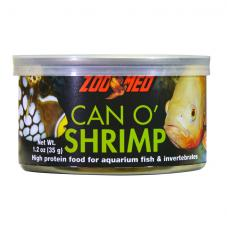 Zoo Med Can O' Shrimp  (Shrimps in a can)