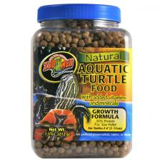 Zoo Med Turtle Growth Formula (Complete turtle diet)