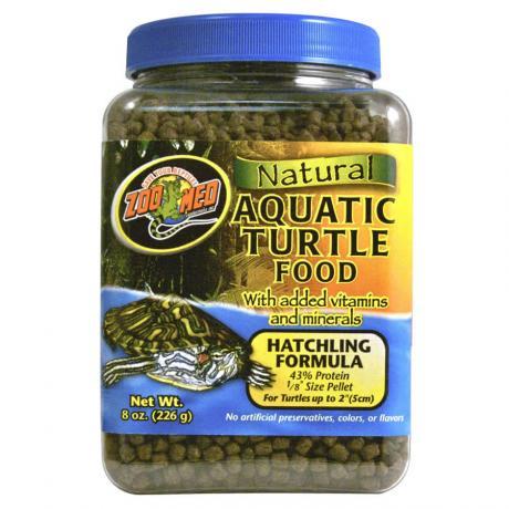 Zoo Med Turtle Hatchling Formula