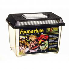 Exo Terra Faunarium Plastic Terrariums (Ideal for Inverts)